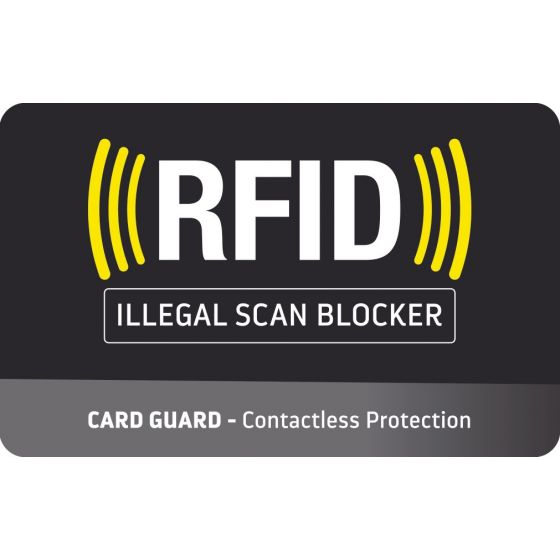 RFID Card Guards